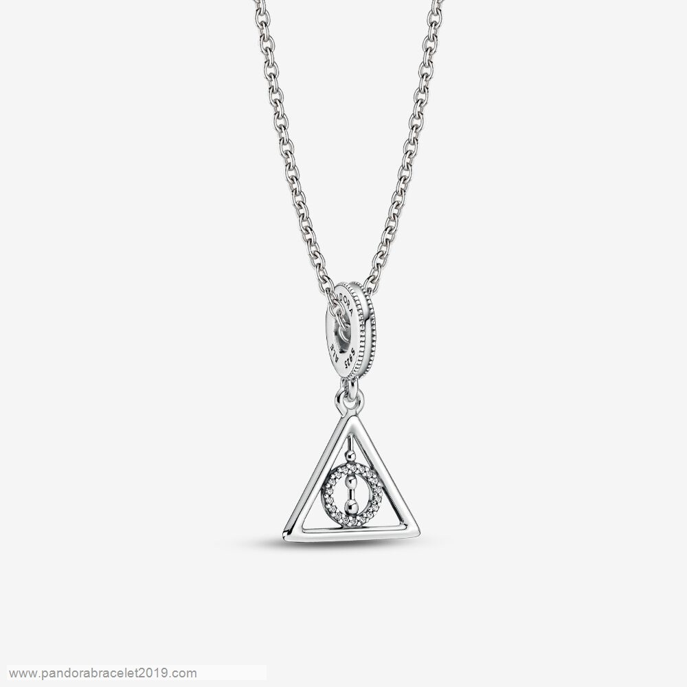 Magasins Pandora Harry Potter Deathly Hallows Collares Set