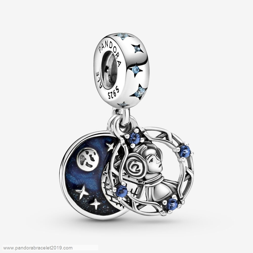 Magasins Pandora Guerra De Las Galaxias Princess Leia Double Dangle Encanto